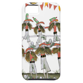 spanish football defence tough iPhone 5 case