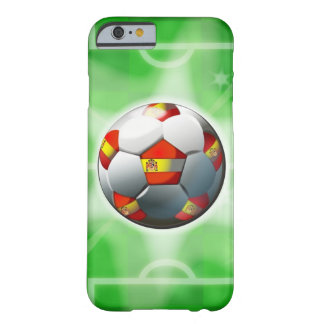 Spanish Football / Soccer iPhone 6 case