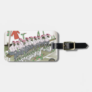 spanish football substitutes luggage tag
