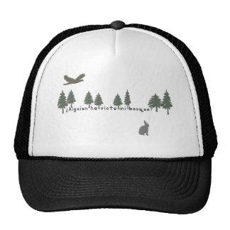 Spanish-Forest Cap