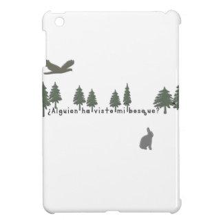Spanish-Forest iPad Mini Cases