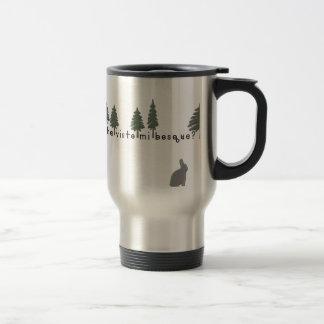 Spanish-Forest Travel Mug