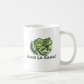 Spanish Frog - I Love Frogs Mug
