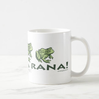 Spanish Frog - I Love Frogs Mug