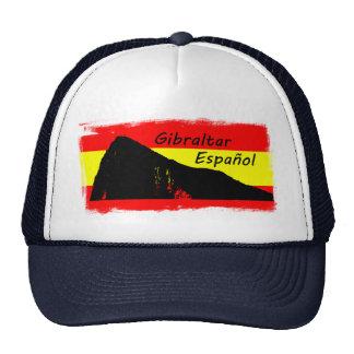 Spanish Gibraltar Trucker Hat