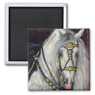 Spanish Gold - Andalusian Horse Magnet