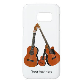 Spanish Guitar Acoustic Bass and Ukulele