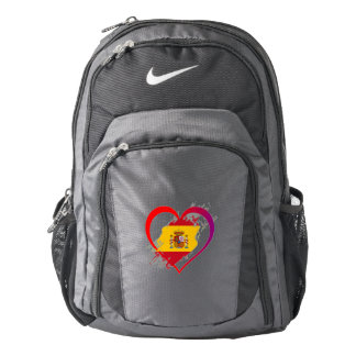Spanish heart backpack