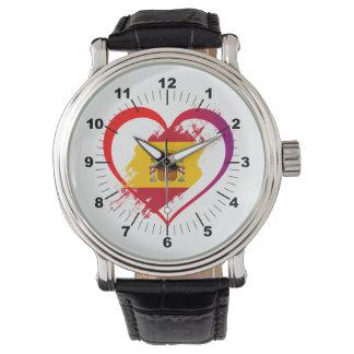 Spanish heart watch
