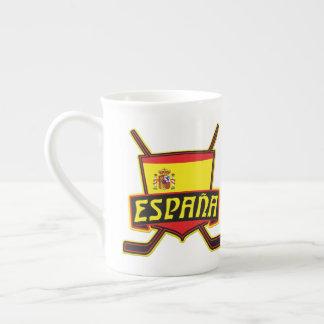 Spanish Ice Hockey Flag Mug