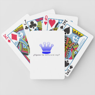Spanish-King Bicycle Playing Cards