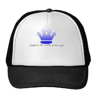 Spanish-King Cap
