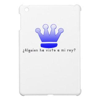 Spanish-King iPad Mini Cover