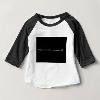 Spanish-Knight Baby T-Shirt