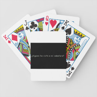 Spanish-Knight Bicycle Playing Cards
