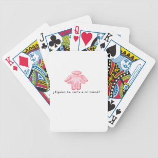 Spanish-Momma Bicycle Playing Cards