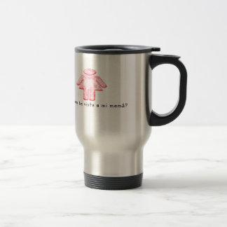 Spanish-Momma Travel Mug