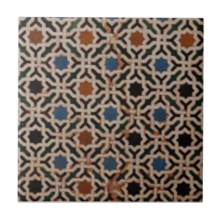 Spanish Moorish Pattern Tile