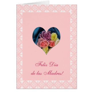 Spanish: Mother's day / Dia de las madres Card