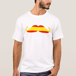 Spanish moustaches T-Shirt