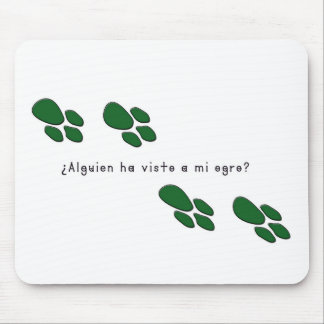 Spanish-Ogre Mouse Pad