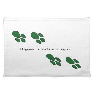 Spanish-Ogre Placemat