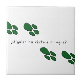 Spanish-Ogre Tile