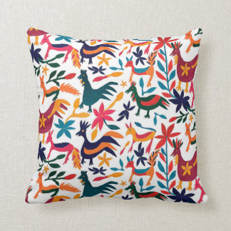 Spanish Otomi Cushion