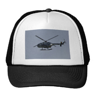 Spanish Police Helicopter Cap