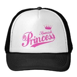 Spanish Princess Cap