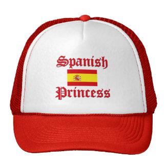 Spanish Princess Hats