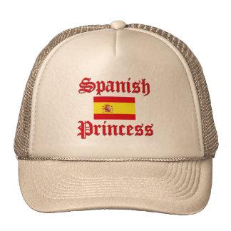 Spanish Princess Trucker Hats