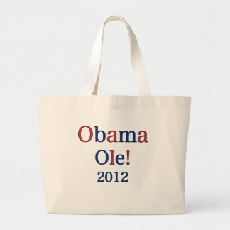 Spanish Pro-Obama Tote Bag