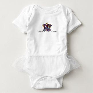 Spanish-Queen Baby Bodysuit