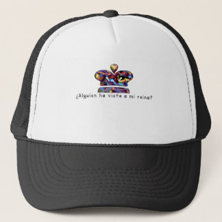 Spanish-Queen Trucker Hat