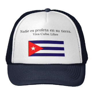 Spanish Quotes Cap