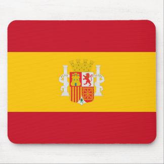 Spanish Republican Flag - Bandera República España Mouse Pad