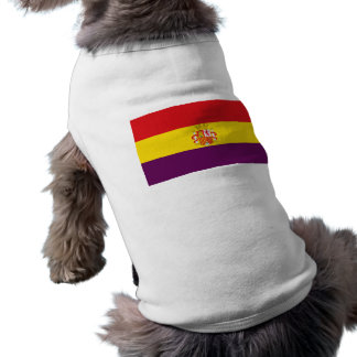 Spanish Republican Flag - Bandera República España Shirt