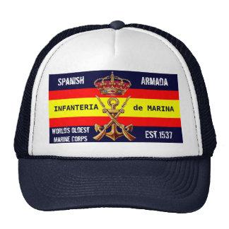 Spanish Royal Marines Cap