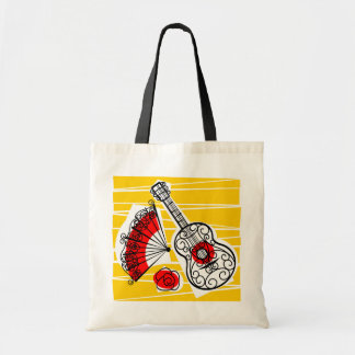 Spanish Souvenirs tote