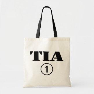 Spanish Speaking Aunts : Tia Numero Uno Tote Bag