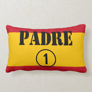 Spanish Speaking Fathers Dads Padre Numero Uno Pillows