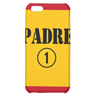 Spanish Speaking Fathers Dads Padre Numero Uno iPhone 5C Cases