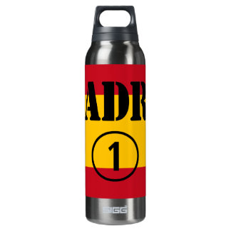 Spanish Speaking Fathers & Dads : Padre Numero Uno 16 Oz Insulated SIGG Thermos Water Bottle