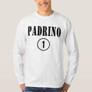 Spanish Speaking Godfathers : Padrino Numero Uno T-Shirt