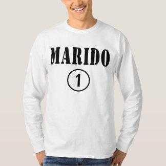 Spanish Speaking Husbands : Marido Numero Uno T-Shirt