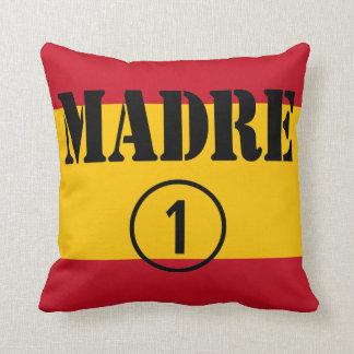 Spanish Speaking Mothers Moms Madre Numero Uno Pillow