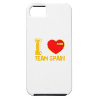 spanish sport designs iPhone 5/5S covers