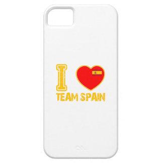 spanish sport designs iPhone 5 case