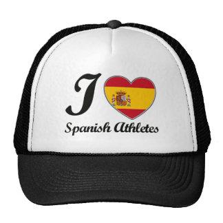spanish sport designs trucker hat